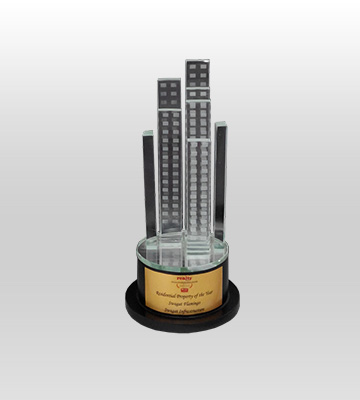 Award for 2BHK in Kudasan