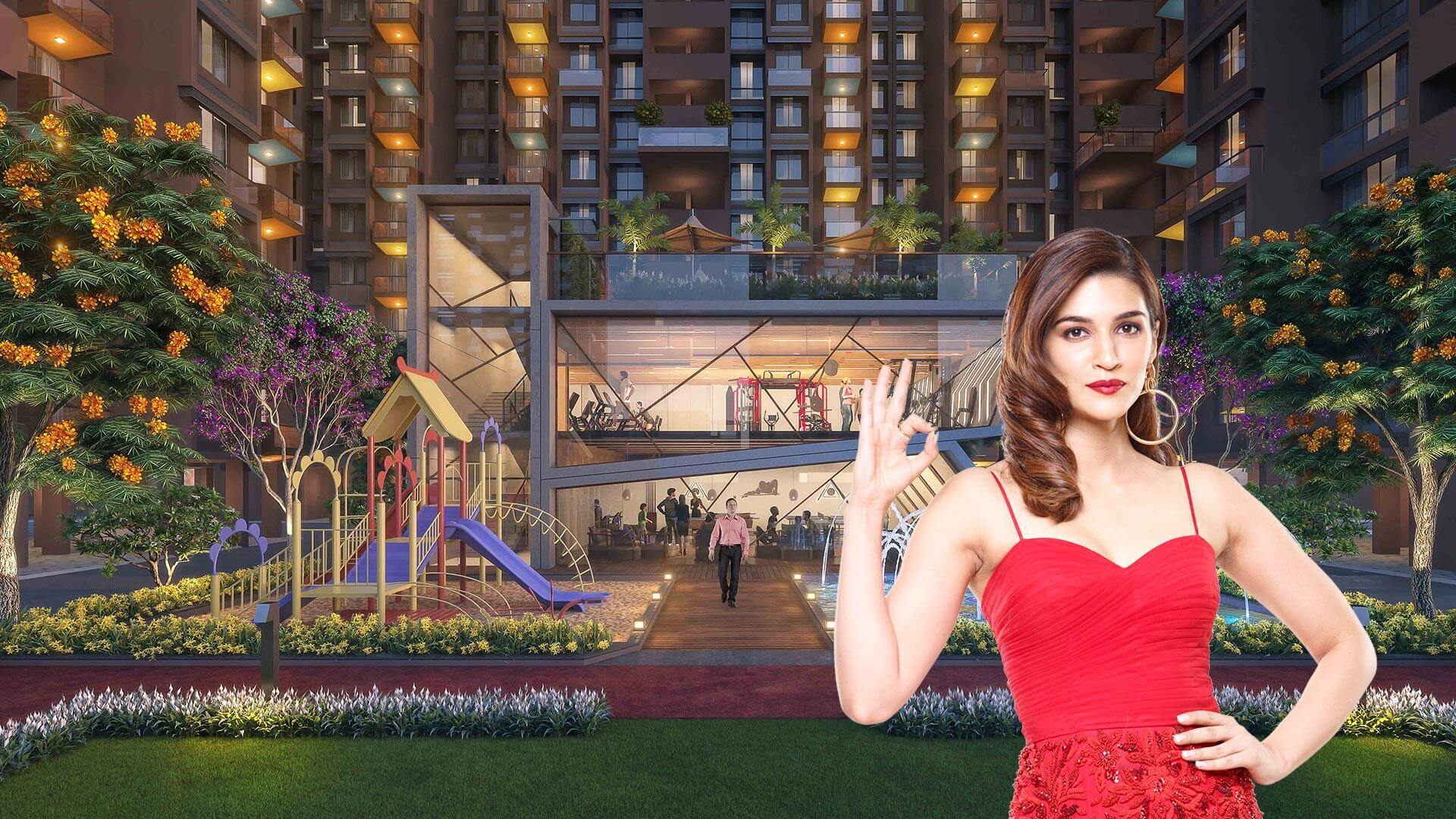 Best 2BHK luxurious Apartments & Shops