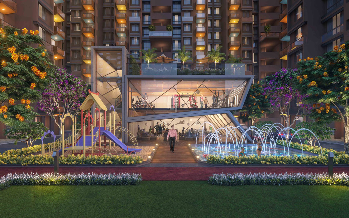 Upcoming Residential Projects in Gandhinagar